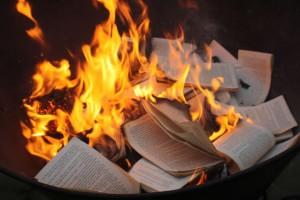 Bad Appraisal Report Burning Session