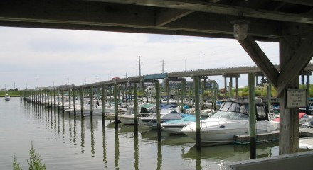 NJ Storm Damaged Marina Consulting Assignment